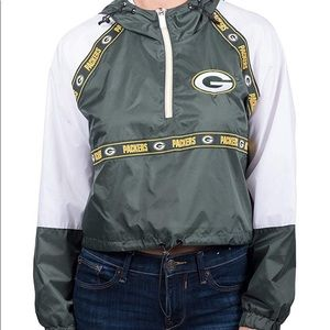 NFL Greenbay Packers Pullover Womens